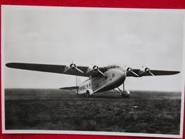 AEREO SAVOIA MARCHETTI S 74   ALA LITTORIA  Cartolina Originale Dell'epoca - 1939-1945: 2ème Guerre