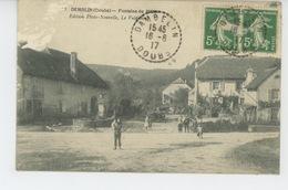 DAMBELIN - Fontaine Du Milieu - Andere Gemeenten