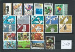 Aruba/Netherlands Antilles Used/gebruikt/oblitere(D-65) - Timbres