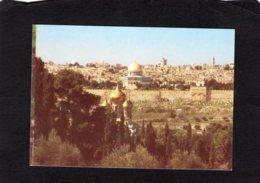 82302    Israele,  Jerusalem, Partial View,  NV - Israel