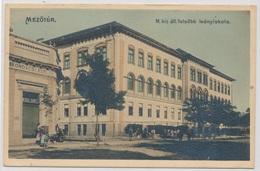 Mezotur. Hung. Roy. State High School For Girls - Hongrie