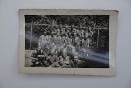 Aalst Juli 1945 Foto Militairen - Documents Historiques
