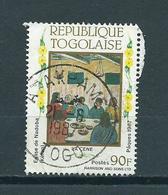 1987 Togo Easter,pasen Used/gebruikt/oblitere - Togo (1960-...)