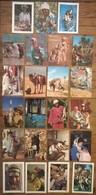 Lot De 26 Cartes Postales / Personnages D' AFRIQUE / TUNISIE - Tunisie