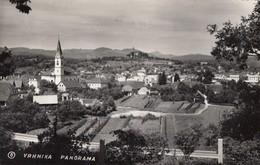 Postcard VRHNIKA (14.8cm) Slovenia Slovenija Yugoslavia 1964. - Slovénie