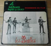 """Vinyle """"Beatles"""" """"4 Garçons Dans Le Vent"""" - Collectors"""