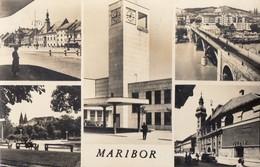 Postcard MARIBOR Slovenia Slovenija Yugoslavia 1964 - Slovénie