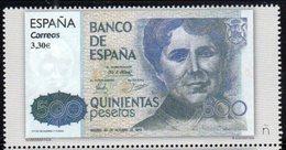 SPAIN, 2018, MNH,BANKNOTES, PESETAS,1v - Philately & Coins