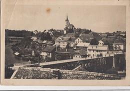 Postcard NOVO MESTO Slovenia Slovenija Yugoslavia 1952 - Slovénie
