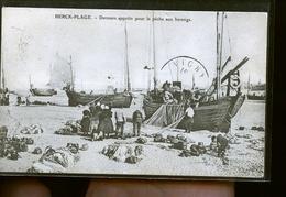 BERCK PLAGE PECHEURS      JLM - Berck