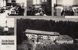 Postcard POHORJE Slovenia Slovenija Yugoslavia 1959 - Slovénie