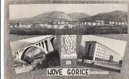Postcard NOVA GORICA Slovenia Slovenija Yugoslavia 1960 - Slovénie