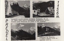 Postcard PREDEL Slovenia Slovenija Yugoslavia - Slovénie