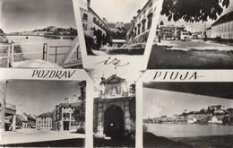 Postcard PTUJ Slovenia Slovenija Yugoslavia 1965 - Slovénie