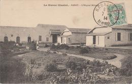 Maroc  - Rabat Lot De 2 CPA :   Hôpital Militaire Et Mosquée Des Chorfas  Voir Les 2 Scans - Rabat