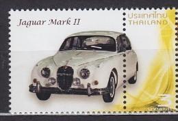 THAÏLANDE Thailand Jaguar Mark II ** MNH Voiture Véhicule Camion Car Vehicle Truck Auto Fahrzeug LKW Coche Vehíc [cn74] - Voitures