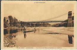 Puy De Dome : Issoire, Le Pont De Parentignat Et L'Allier - Issoire