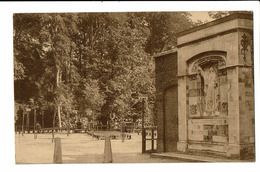 CPA - Cartes Postales-Belgique Oostacker Lourdes -Notre Dame De La Paix-1933 S4097 - Gent