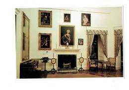 Cpm - Monticello En Virginie - Domaine De Thomas Jefferson - Parlour - Salle De Musique Piano Tableaux Cheminée - Virginia Beach