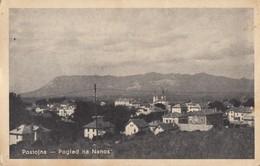 Postcard POSTOJNA Nanos  Slovenia Slovenija Yugoslavia - Slovénie