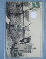 """Cachet Perlé Facteur Boitier """"BARCY SEINE ET MARNE 1915"""" Frappe SUPERBE Pour MILLAU - Poststempel (Briefe)"""