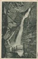 Postcard Slap Savica  Slovenia Slovenija Yugoslavia 1950 - Slovénie