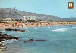 Gd Format: Env 15cms X 10cms -ref 455-espagne -espana -spain - Oropesa Del Mar -castellon -playa Morregos - - Espagne