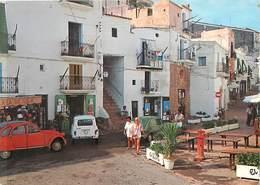 Gd Format: Env 15cms X 10cms -ref 454-espagne -espana -spain -ibiza - Baleares - Plaza De La Vila - - Espagne