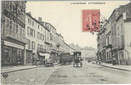 Puy De Dome : Issoire, Boulevard De La Mantière,  Carte Pas Courante... - Issoire