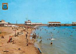 Gd Format: Env 15cms X 10cms -ref 452-espagne -espana -spain -burriana - Castellon -playa  - - Espagne