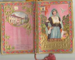 CALENDARIETTO DA BARBIERE  ANNO 1937- PRIMAROSA - Petit Format : 1921-40