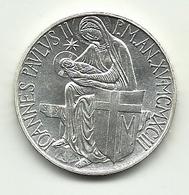 1993 - Vaticano 500 Lire - Pacem In Terris - Vaticano
