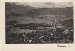 Postcard BOHINjSKO JEZERO Bohinj  Slovenia Slovenija Yugoslavia - Slovénie