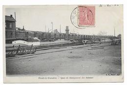 62 PONT A VENDIN Quai De Chargement Des Bateaux - France