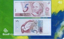 Billet De Banque Monnaie Money Bank Banknote Télécarte Phonecard (G 599) - Stamps & Coins