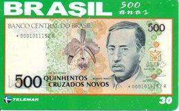 Billet De Banque Monnaie Money Bank Banknote Télécarte Phonecard (G 600) - Stamps & Coins
