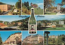 Postcard ROGAŠKA SLATINA  Slovenia Slovenija Yugoslavia - Slovénie