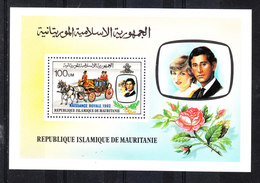 Mauritania - 1981. Carrozza Reale. Royal Carriage. MNH - Diligenze