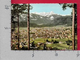 CARTOLINA VG AUSTRIA - VILLACH Mit Mangart - 10 X 15 - ANN. 1973 - Villach