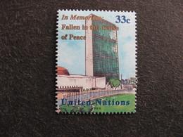O.N.U. Siège De New-York: TB N° 814, Neuf XX. - New-York - Siège De L'ONU