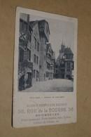 Carte Publicitaire,maison Hippolyte Henrot,vieux Paris,Saint-Denis,superbe Carte Originale,ancienne Pour Collection - Petits Métiers