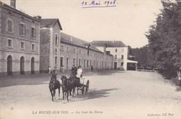 Vendée - La Roche-sur-Yon - La Cour Du Haras - La Roche Sur Yon