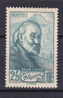 N° 421 Centenaire De La Naissance De Paul Cézanne: UnTimbre Neuf Sans Charnière - Unused Stamps