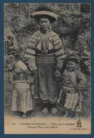TONKIN YUNNAM - Tribus De La Frontière - Femme Méo Et Ses Enfants - Viêt-Nam