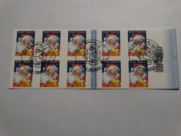 Belgié 2005-Noël Et Nouvel An.obl - Carnets 1953-....
