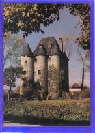Carte Postale 62. Le Donjon De Bourgs  Le Chateau  Très Beau Plan - France