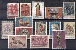 CHYPRE  Timbres Neufs ** De 1971  ( Ref 1031 A) Série Complète - Chypre (République)