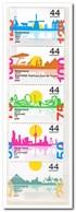 Nederland 2010, Postfris MNH, NVPH 2708-2712, Anniversary Stamps - Period 1980-... (Beatrix)