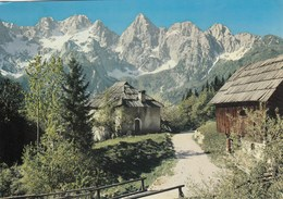 Postcard Martuljkova Skupina Slovenia Slovenija Yugoslavia - Slovénie