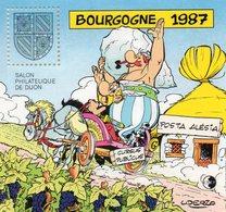 La Bourgogne 1987 Salon Philatelique De Dijon - France